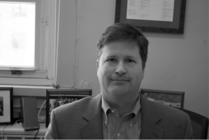 Associate Dean of Studies Dr. William Hinrichs. Photo credit to Emma Bally, '17.