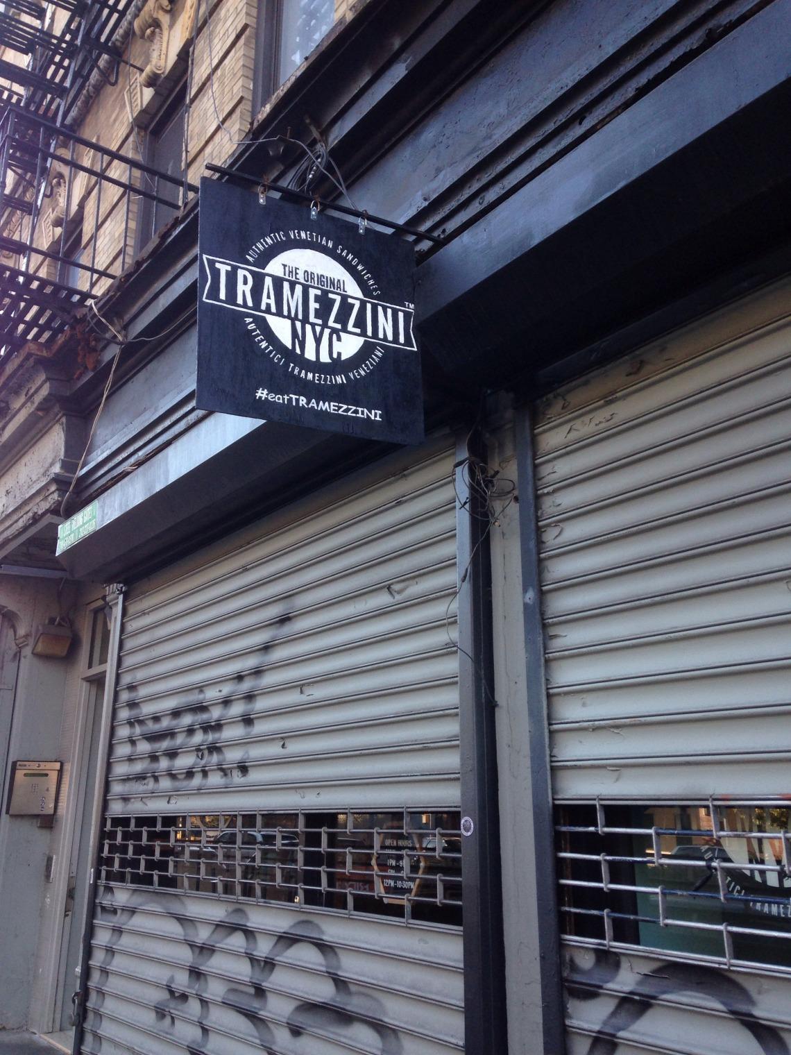 Houston street_s newest sandwich shop, Tramezzini (photo credit_ Tanzim Ahmed, '18)